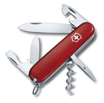 1.3603 Swiss Army knife SPARTAN, red