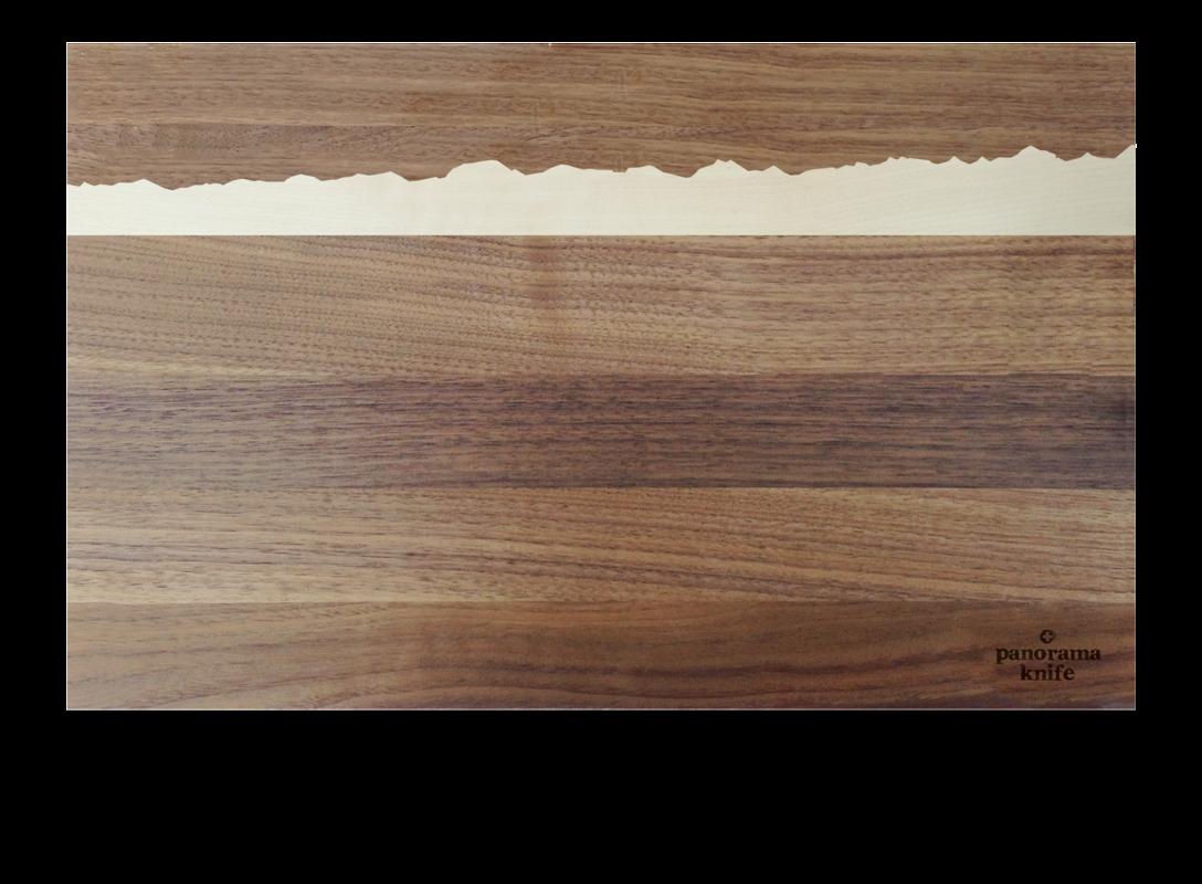 Pb 04a Holz Schneidebrett Einfach Quot Z 252 Rich Quot Meng Cutlery