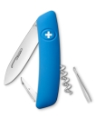 KNI.0010.1030 SWIZA D01 blued, 1 line, corkscrew